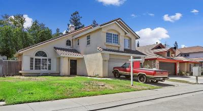 Stockton Single Family Home For Sale: 10307 Point Reyes Circle