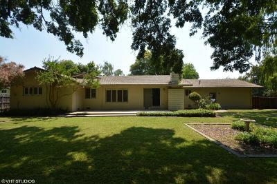 Stockton Single Family Home For Sale: 9531 Springfield Way