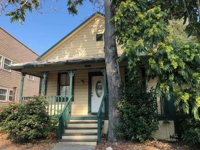 Jamestown Single Family Home For Sale: 18113 Main Street