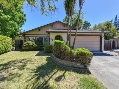 Citrus Heights Single Family Home For Sale: 7961 Coral Oak Way