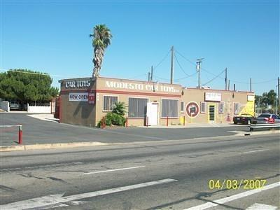 Modesto Commercial For Sale: 808 South 9th Street