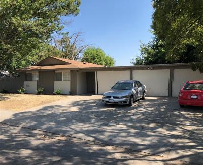 Stockton Multi Family Home For Sale: 120 Goya Drive