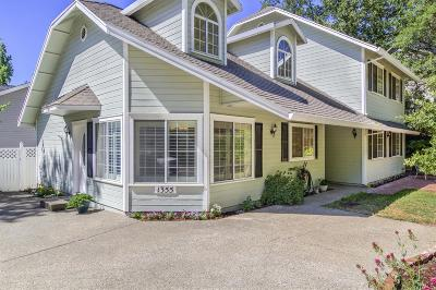 Placerville Single Family Home For Sale: 1355 Village