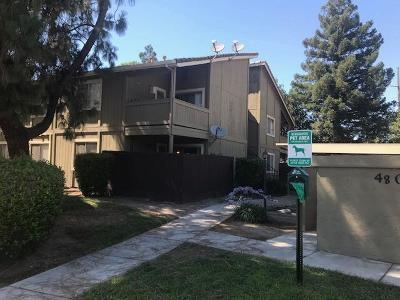 Manteca Condo For Sale: 480 Cherry Lane