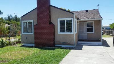 Sacramento Single Family Home For Sale: 4908 Baker Avenue