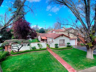 Modesto Single Family Home For Sale: 1005 Sycamore Avenue