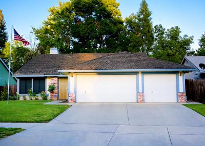 Merced Single Family Home For Sale: 3428 Tres Logos Drive