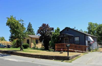 Sacramento Single Family Home For Sale: 206 Peralta Avenue