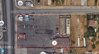 Modesto Commercial For Sale: 1550 Crows Landing Road