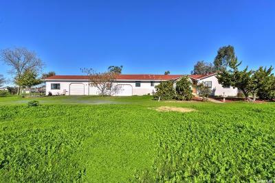 Galt CA Single Family Home For Sale: $499,000