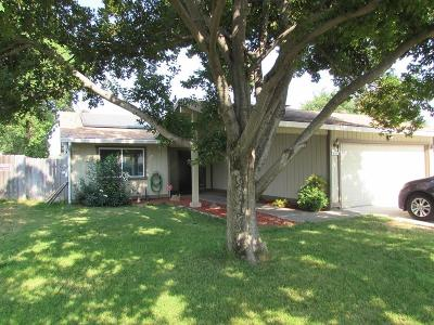 Citrus Heights Single Family Home For Sale: 8112 Zenith Drive