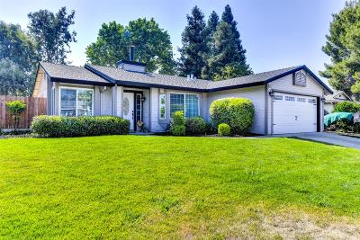 Citrus Heights Single Family Home Pending Sale: 8212 Streng Avenue