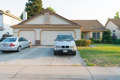 Sacramento Single Family Home For Sale: 8132 Grandstaff Drive