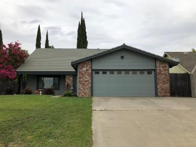 Citrus Heights Single Family Home For Sale: 5665 Monte Corita Circle