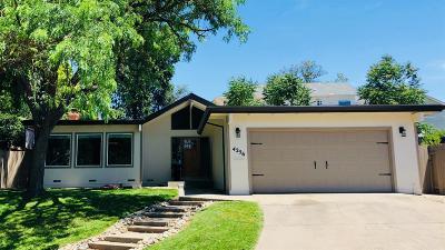 Carmichael Single Family Home For Sale: 4256 Paradise Drive