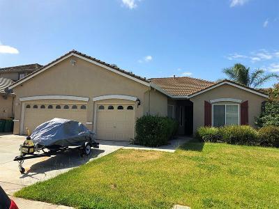 Stockton Single Family Home For Sale: 3420 Tenaya Lane