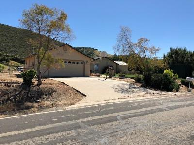 Valley Springs Single Family Home For Sale: 6861 Harding Road