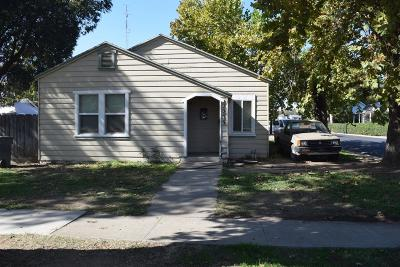 Merced Multi Family Home For Sale: 2227 F Street