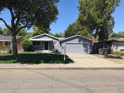 Davis CA Single Family Home For Sale: $599,000