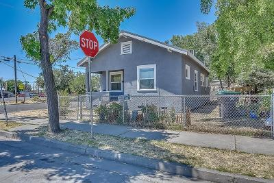 Stockton Multi Family Home For Sale: 1245 South Commerce Street