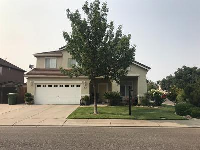 Modesto Single Family Home For Sale: 1817 Davenport Drive