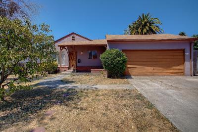 Manteca Single Family Home For Sale: 411 Martha Street