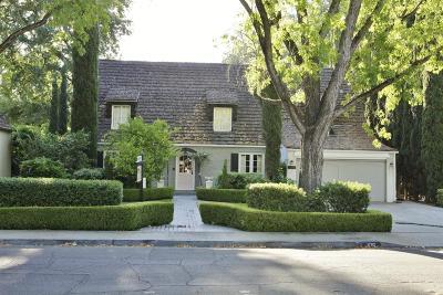 Modesto Single Family Home For Sale: 616 Sycamore Avenue