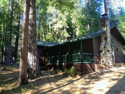 El Dorado County Single Family Home For Sale: 7554 Winding Way