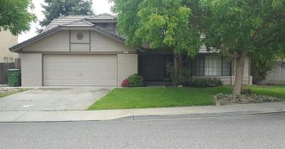 Turlock Single Family Home For Sale: 4024 St George Place