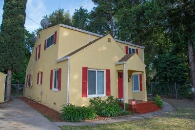 West Sacramento Single Family Home For Sale: 1715 Lisbon Avenue