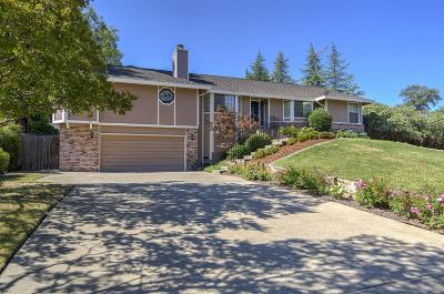 Orangevale Single Family Home Active Rel. Clause: 8704 Taajanar Court