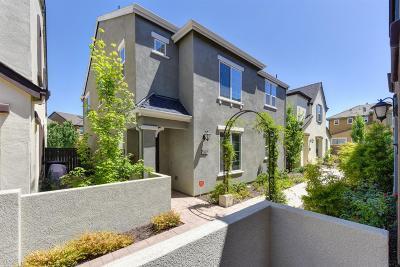 Roseville Single Family Home For Sale: 408 Dormarin Place