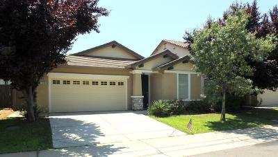 Rancho Cordova Single Family Home For Sale: 11746 Arete Way