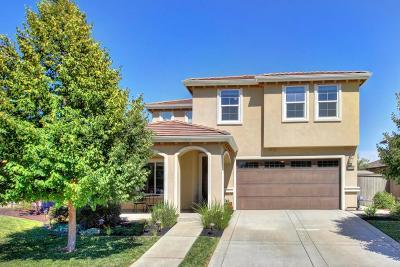 Rancho Cordova Single Family Home Pending Sale: 5505 Jade Springs Way