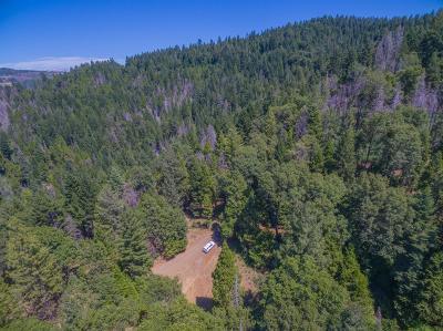 El Dorado County Residential Lots & Land For Sale: Randolph Canyon Road
