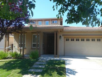 Roseville Single Family Home For Sale: 8136 Sienna Loop