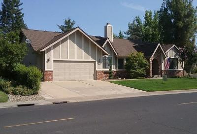Rancho Murieta Single Family Home For Sale: 6700 Pera Drive