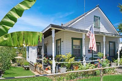 Sutter Creek Single Family Home For Sale: 425 Sutter Hill