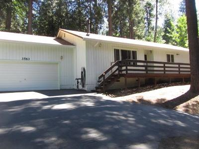 Pollock Pines Single Family Home For Sale: 3563 Gold Ridge Trail