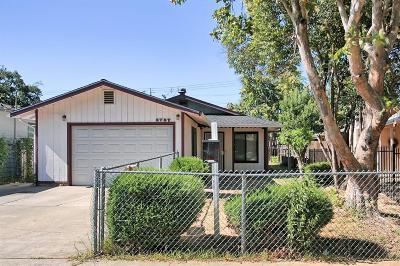 Sacramento Single Family Home For Sale: 4757 15th Avenue