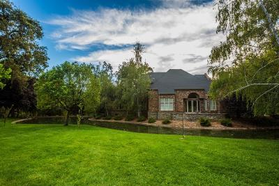 Cameron Park Single Family Home For Sale: 4444 Spring Meadow Road