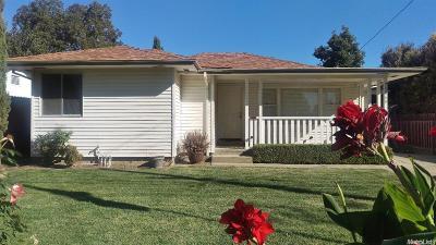 Esparto Single Family Home For Sale: 26860 Plainfield Street