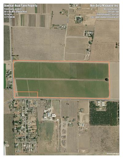 San Joaquin County Commercial Lots & Land For Sale: 661 West Bowman Road
