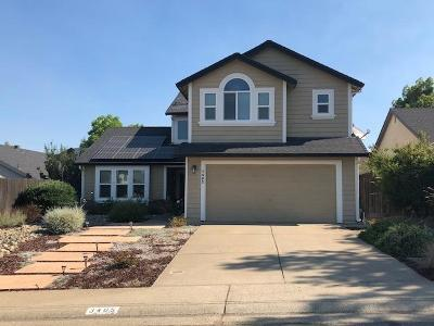 Rocklin Single Family Home For Sale: 3405 Leland Street