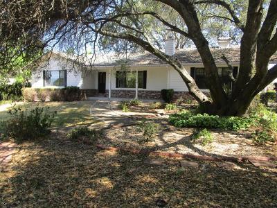 Valley Springs Single Family Home For Sale: 2660 Glen Court