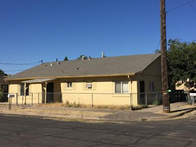 Stockton Multi Family Home For Sale: 352 South Argonaut Street
