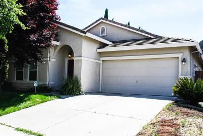 West Sacramento Single Family Home For Sale: 3515 Peter Island Road