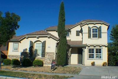 Lathrop Single Family Home For Sale: 17643 Wheat Field Street