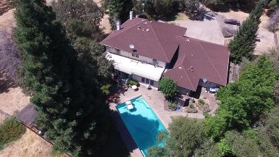 Loomis Single Family Home For Sale: 8110 Dick Cook Road