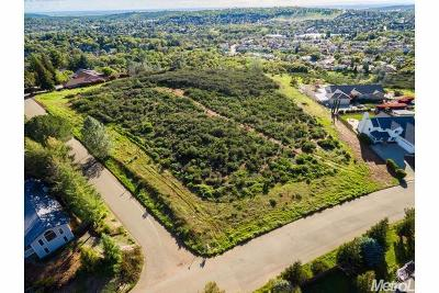 Cameron Park Residential Lots & Land For Sale: Woodleigh Lane & Colina Court
